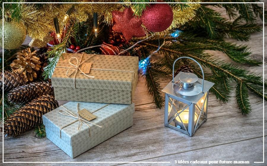 3 idées cadeaux à offrir à une future maman !