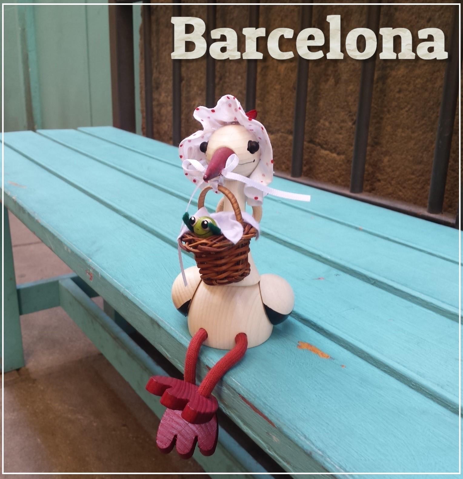 Les Voyages de Martine : cap sur Barcelone