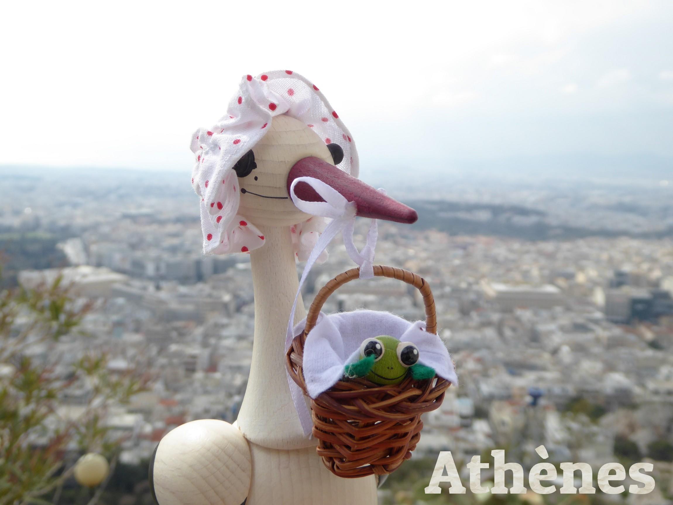 Les Voyages de Martine : cap sur la Grèce